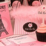 A festa Paris é romântica e promete agradar as meninas.
