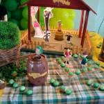 Decoração de festa com tema Chaves 7