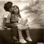 Imagens Bonitas e Românticas - Um Beijo Vale Mais do Que Mil Palavras