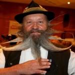 Barbas e bigodes diferentes - Estilo Inusitado