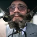 Barbas e bigodes diferentes - Estilosa
