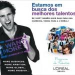 Programa de Talentos L'Oréal Brasil 2012