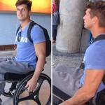Fernando Fernandez - Paraplegia