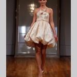 Vestidos Curtos de Noiva Estilo Cam Cam