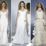 Vestidos de Noiva -  Com Diferentes Cortes