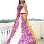 Vestido de Noiva - Floricultura