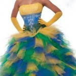 Vestido de Noiva - Brasil