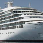 Seabourn Quest - Trata-se de um navio clube privado intimo, transporta por viagem no máximo 208 passageiros com atenção personalizada.