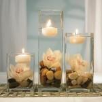 Se você quer um ambiente romântico e criativo, esse enfeite é ideal.