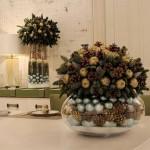 Enfeite sofisticado, cheio de estilo, ideal para ambientes sóbrio.