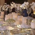 Requinte e sofisticação na decoração com branco.