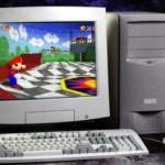 Ainda na década de 1990, os computadores ganharam muitas novidades, como o drive de CD e muitos jogos com ótimos gráficos, além da grande difusão da internet