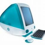 O iMac foi outra grande novidade dos últimos anos do século XX