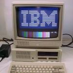 IBM PC - década de 1980