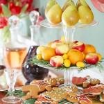 A mesa de frutas é indispensável em qualquer ocasião e eventos.