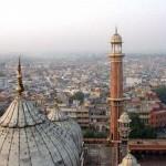 Em Délhi (Índia), a população chega a mais de 12 milhões de habitantes