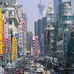 Xangai, na China, tem mais de 13 milhões de habitantes
