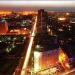Karachi (Paquistão) tem uma população que beira os 13 milhões de habitantes