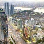A capital sul-coreana (Seul) é outra que faz parte da lista das maiores cidades do mundo