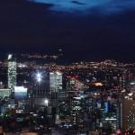 Cidade do México (México), que tem mais de 9 milhões de habitantes