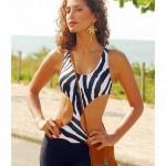 Bebel (Camila Pitanga) chamou a atenção na novela Paraíso Tropical, de 2007