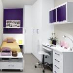 Uma bicama é ideal para quartos de adolescentes, uma vez que, eles gostam de convidar os amigos para dormir em casa.
