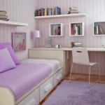 Os modelos de decoração de quartos pequenos variam muito, o ideal é investir em objetos simples e delicados.
