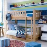 É indispensável a criatividade e uns truques básicos na decoração de quarto pequeno.