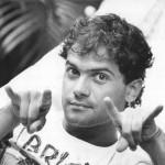 Cazuza, grande músico brasileiro da década de 1980, morreu aos 32 anos, em decorrência da Aids