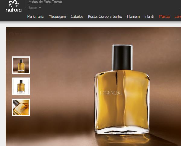 Deo Parfum Essencial Masculino (Foto: Divulgação Natura)