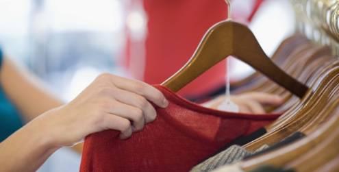 O setor de roupas é o mais procurado nessa data (Foto: Divulgação MdeMulher)
