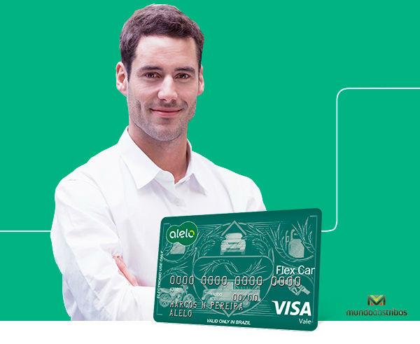 Visa Vale Saldo - Tenha o seu e aproveite os benefícios do cartão (Foto: Divulgação Alelo)