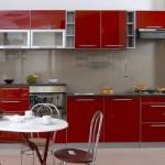 A escolha dos móveis, assim como as cores, é muito importante na hora de decorar a cozinha americana.