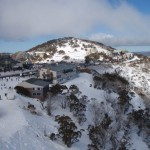 Monte Hotham - Alpes Australianos.