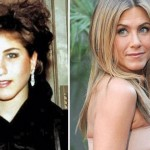 "Jennifer Aniston, a inesquecível Rachel do seriado ""Friends"""