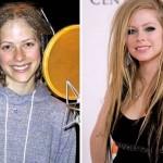 Avril Lavigne, a princesa do rock.