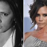 """Victoria Beckham, antes de se tornar uma """"Spice Girl""""."""