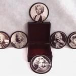 Porta copos vintage por R$ 38,90 na Vintage Mania.