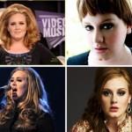 O estilo de Adele: fotos