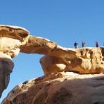 Deserto de  Wadi Rum - Jordânia