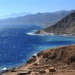 Península do Sinais, foi no Monte Sinais que Moisés recebeu as tábuas da lei, segundo a tradição.