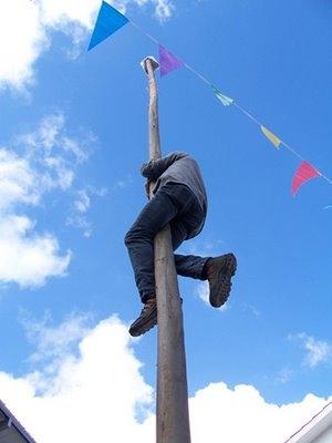 Ganha quem chegar ao topo. (Foto: Divulgação)