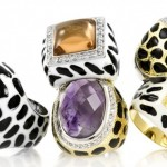 As bijuterias também entraram na moda animal print.