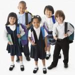 Uniformes escolares: dicas para limpar e conservar
