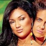 Thammy Miranda e Júlia Paes. (Foto: divulgação)