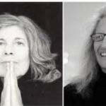 Annie  Leibovitz  e Susan Sontag - Duas mulheres que devotaram sua paixão pelos livros, além da paixão uma pela outra. (Foto: divulgação)