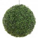 Com a topiaria é possível fazer vários ornamentos.