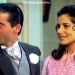 """1987 - """"Direito de Amar"""" como Rosália Alves Medeiros (Fotos: divulgação)"""