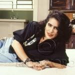 "1990 - ""Mico Preto"" como Sarita"