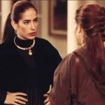 """1993 - """"Mulheres de Areia"""" como Ruth Araújo / Raquel Araújo Assunção (Fotos: divulgação)"""